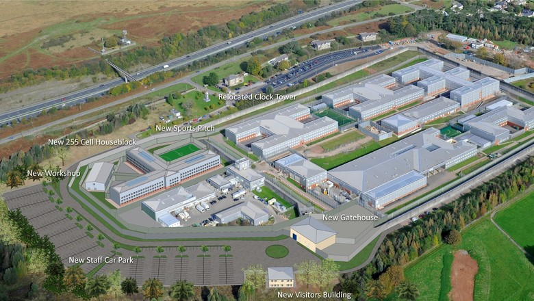 9803 30072015 Exceptional performance at Britain's largest prison