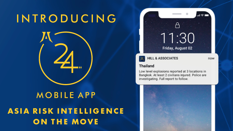 Risk intelligence app