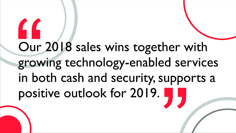 G4S Full Year results - Ashley Almanza's Quote