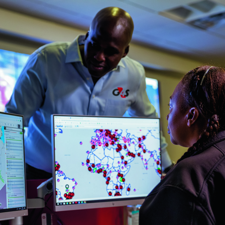 global security operations centre g4s