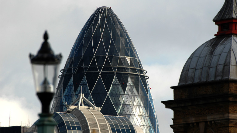 London's Gherkin