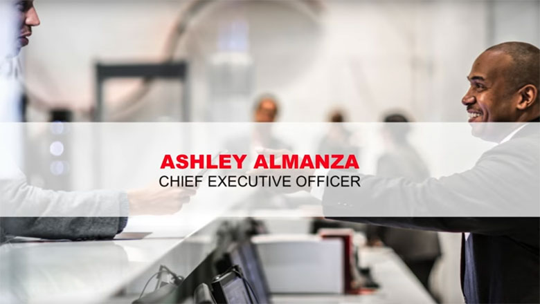 Ashley Almanza - 2016 Full Year Results