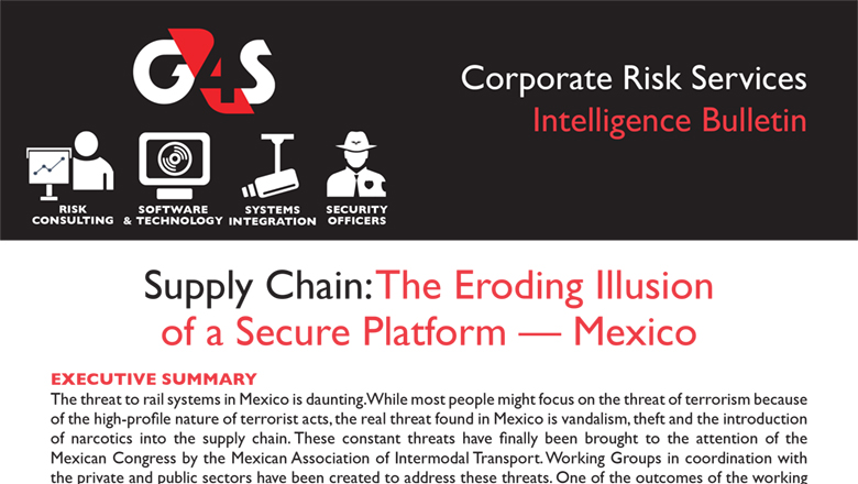 Supply Chain: The Eroding Illusion of a Secure Platform — Mexico