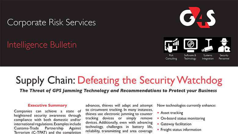 Supply Chain: Defeating the Security Watchdog