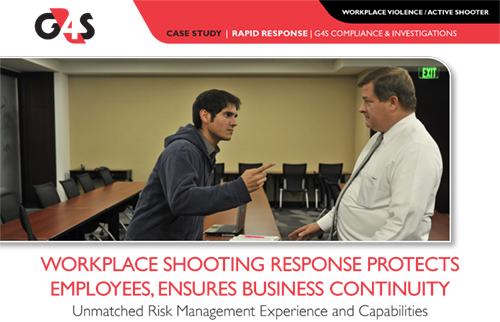 Active Shooter/Workplace Violence