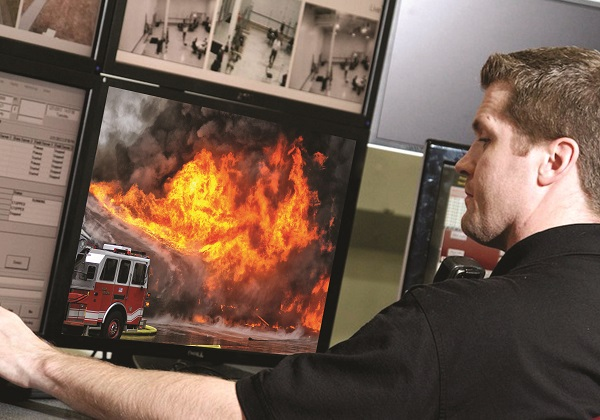 Intrusion/Fire/Life Safety System Monitoring