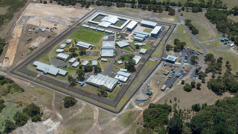 Mount Gambier prison