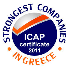 icap Strongest companies in Greece 2010