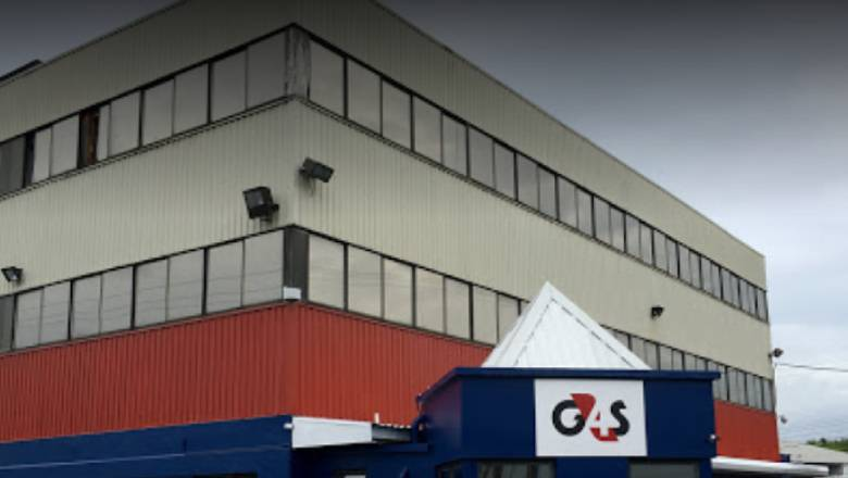 G4S building in Barbados