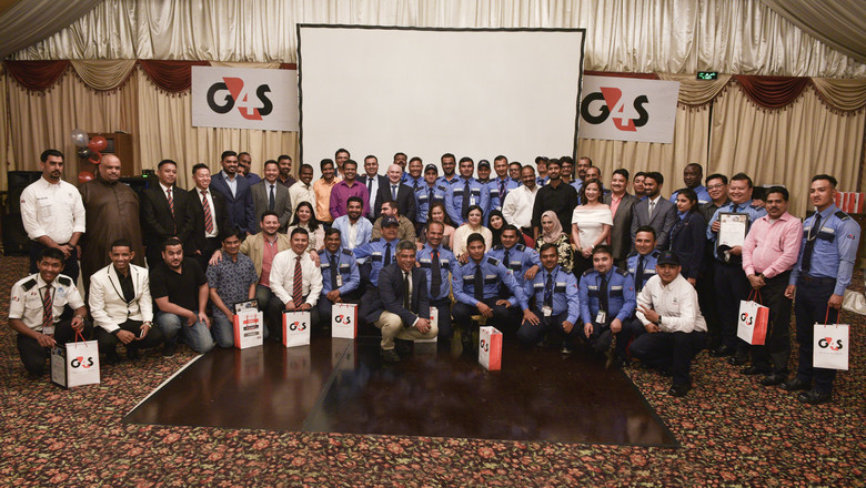 G4S Bahrain employee awards