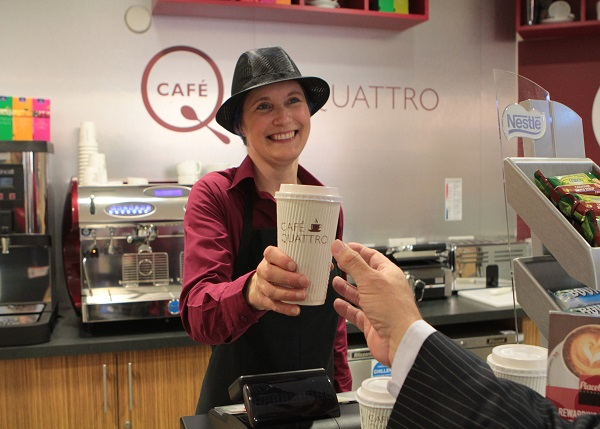 Cafe Quattro - coffee