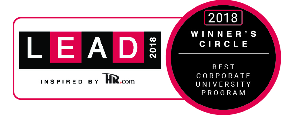 LEAD 2018 - Best Corporate University Program - HR.com