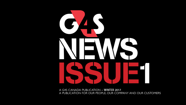 G4S News Issue 1