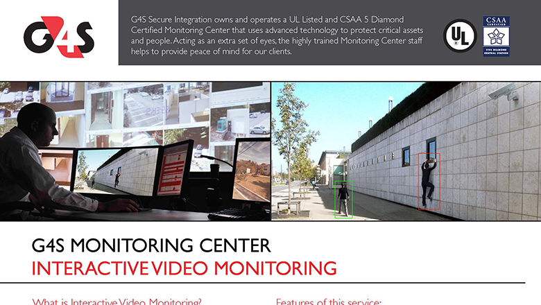 Video Monitoring