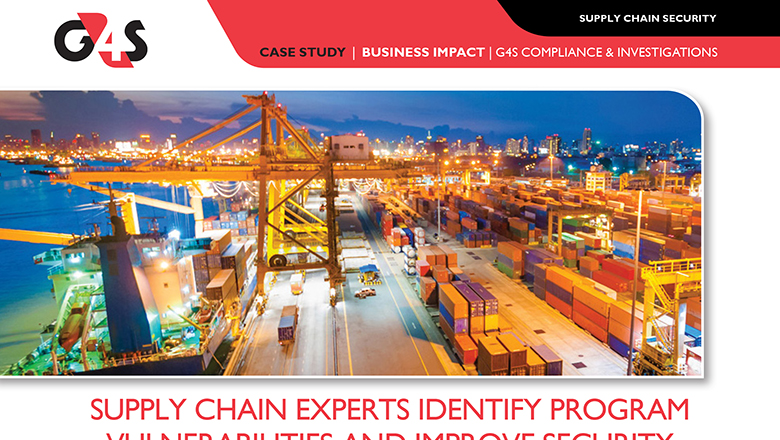 Case Study - Supply Chain
