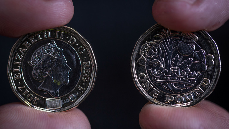 New 1GBP coin