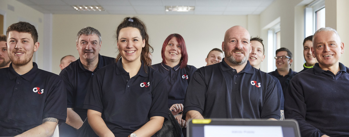 G4S staff at Hinkley Point