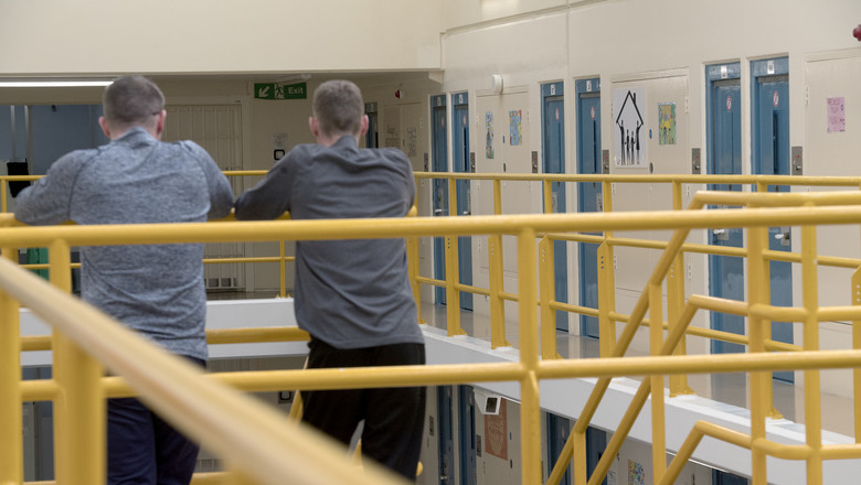 Two prisoners at HMP Altcourse