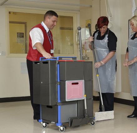 cjs hospital cleaning