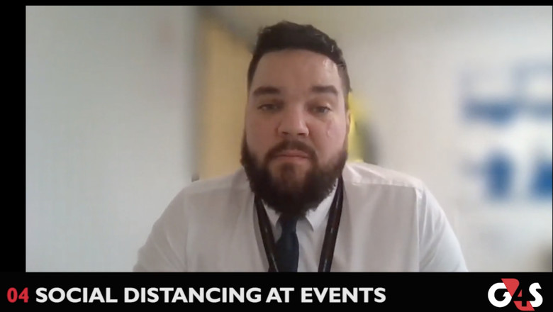 SSUK Events video blog