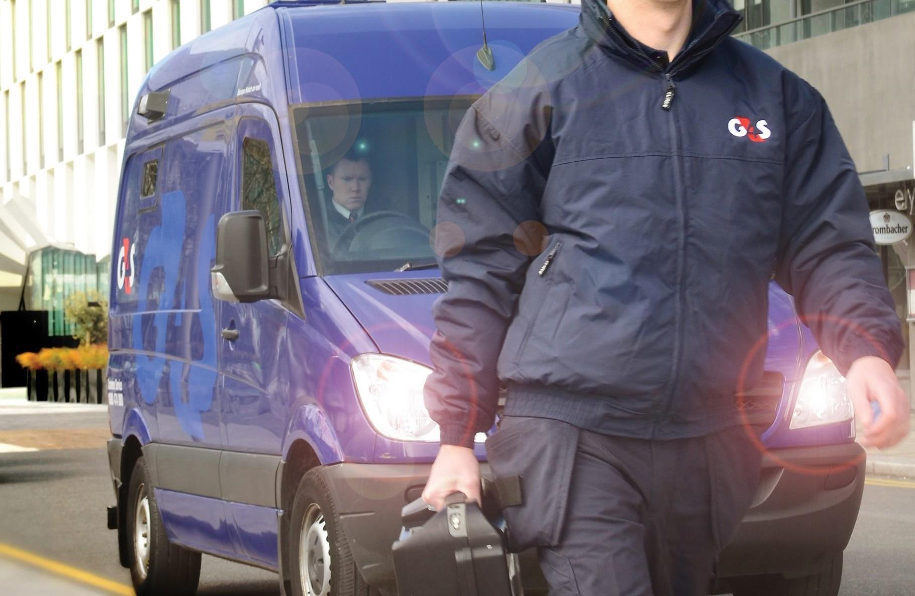 Transporting your cash | Cash Solutions | G4S Ireland