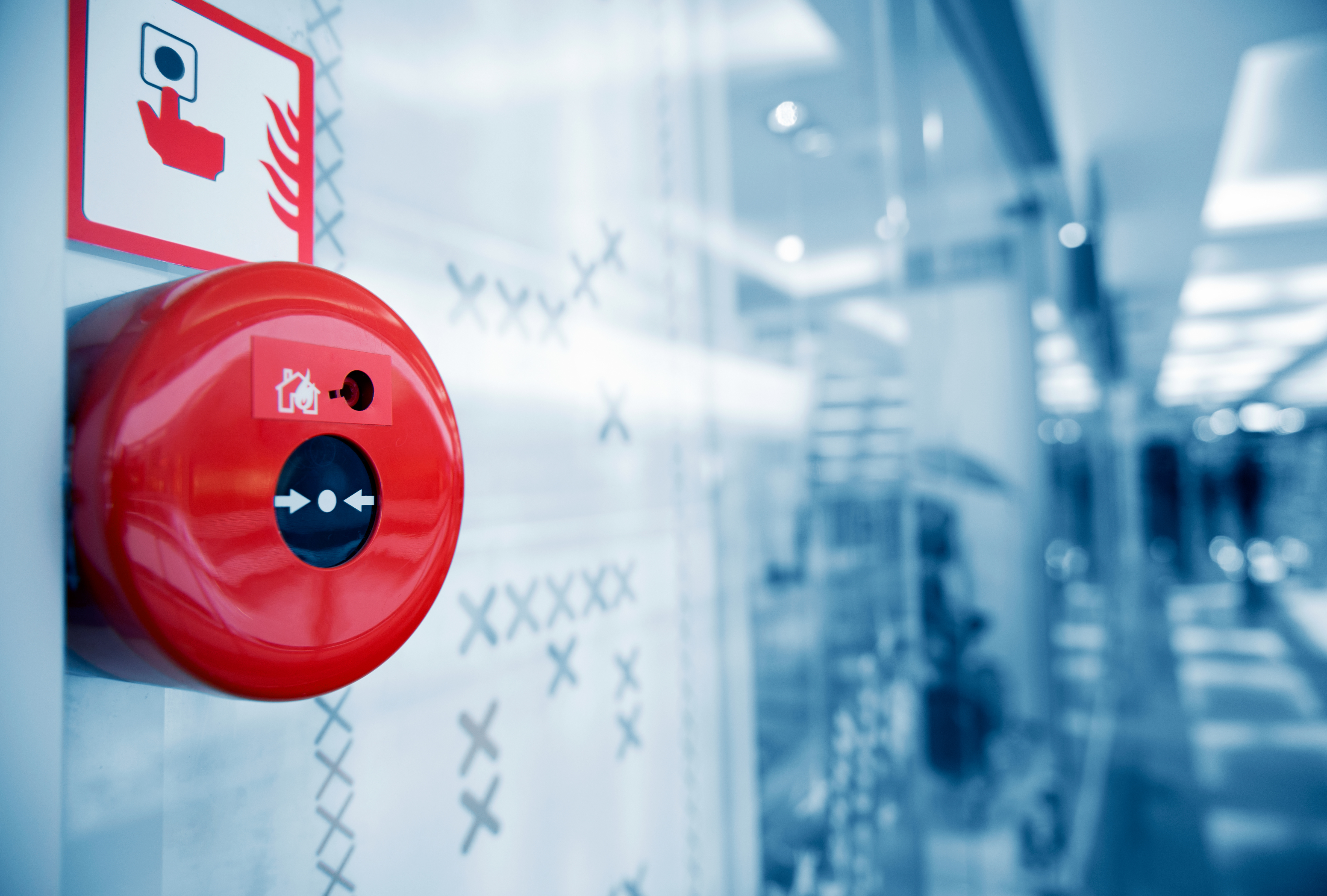 fire alarm, security, life safety