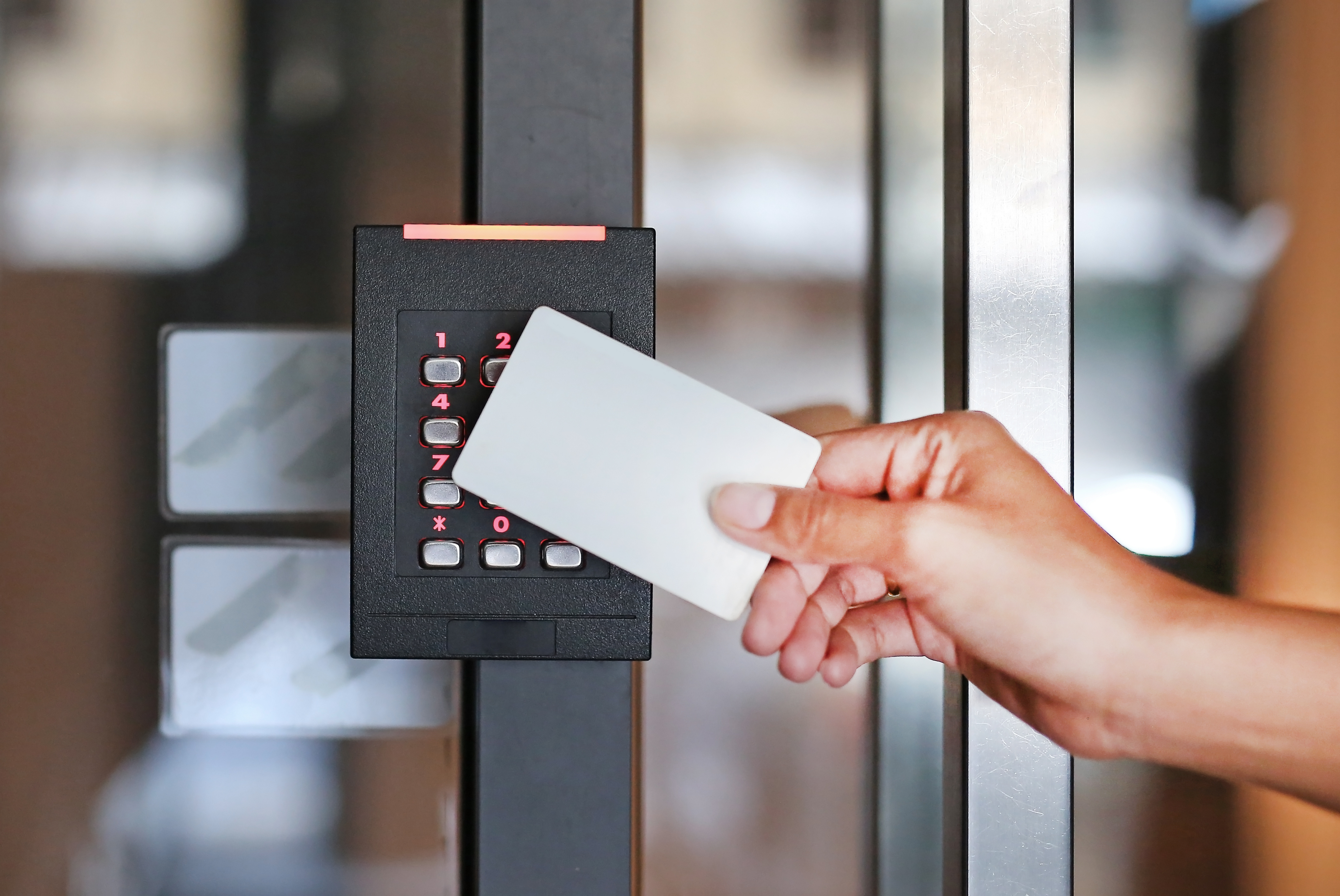 access control, visitor management