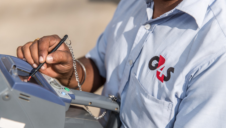 G4S Guard