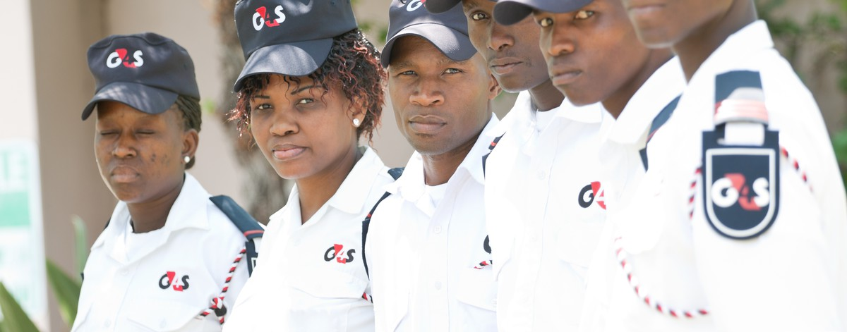 G4S Security - Manned Guarding Services