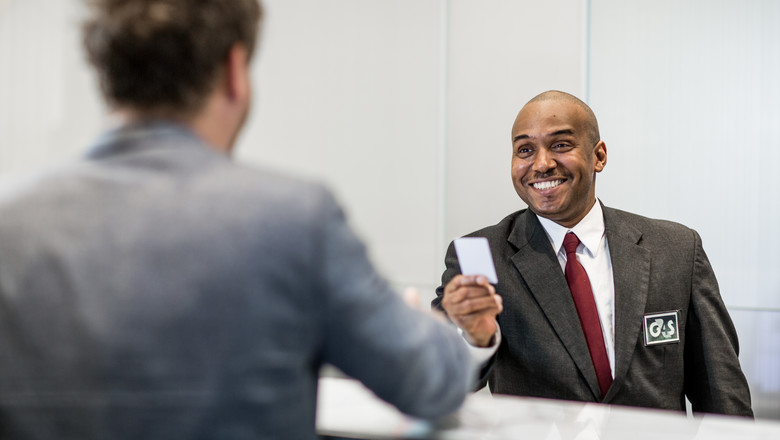 14755 04122015 G4S signs global agreement with Huawei Technologies