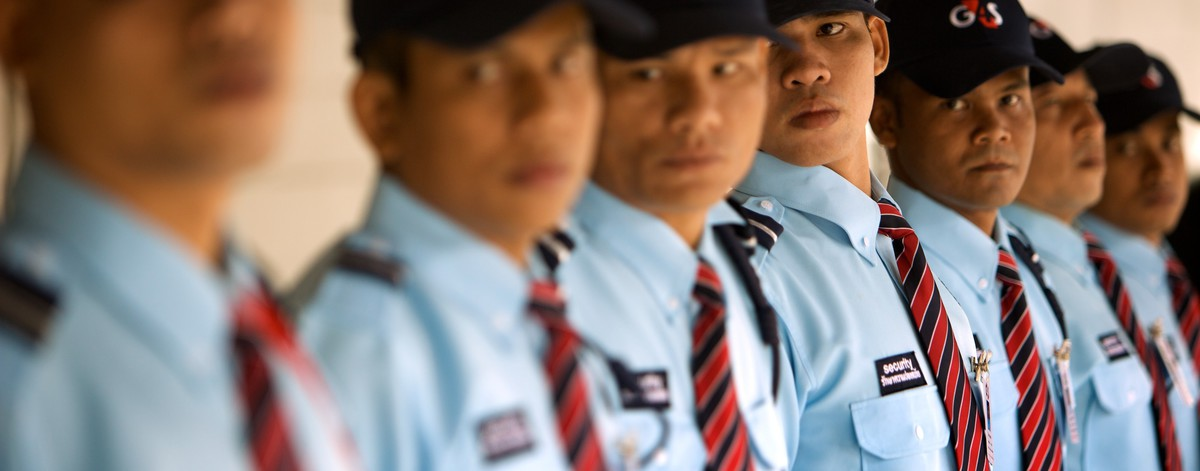 G4S Security Guards