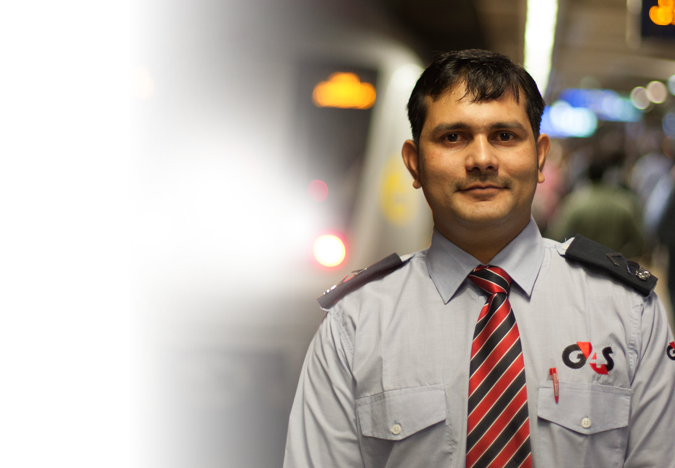 career in leading security name