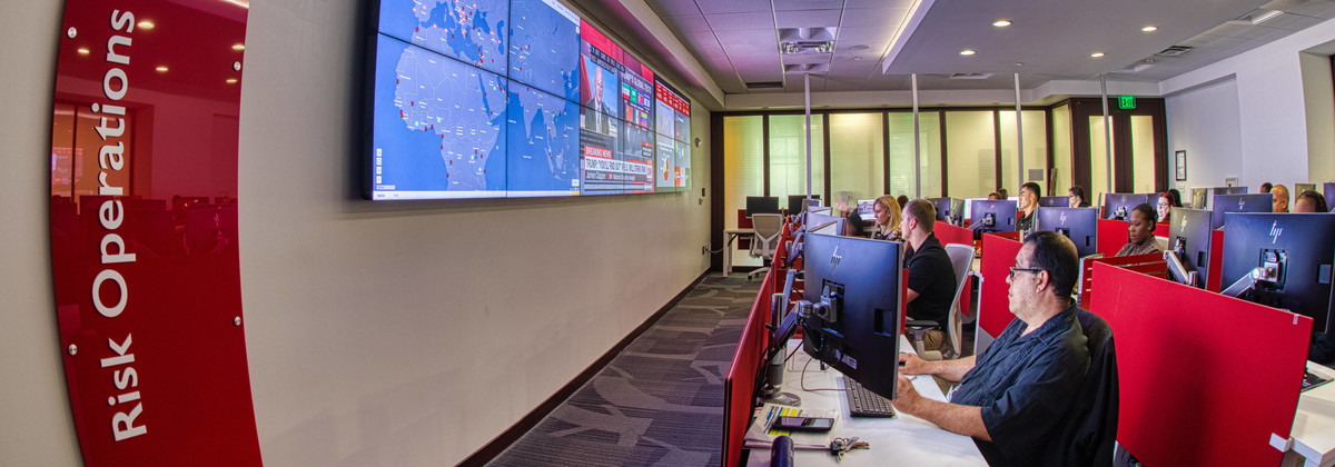 Risk Operation Center