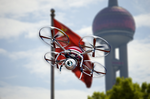 Drone Manufacturer DJI Accused of Spying on Critical Infrastructure