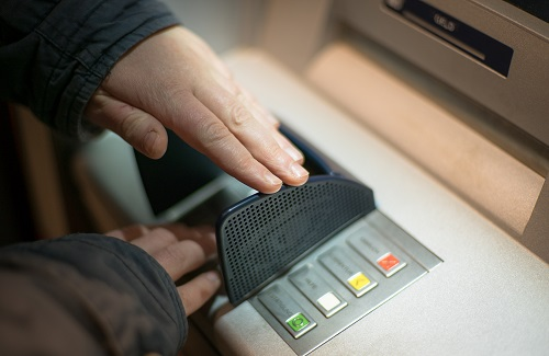 First ATM 'Jackpotting' Attacks