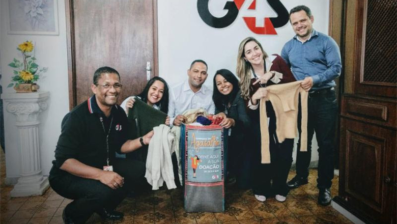 Brazil - Clothing Donations