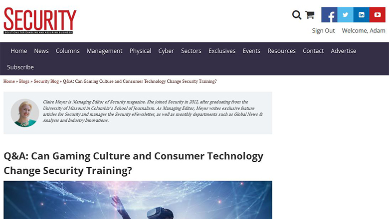 Gaming Culture and Consumer Technology