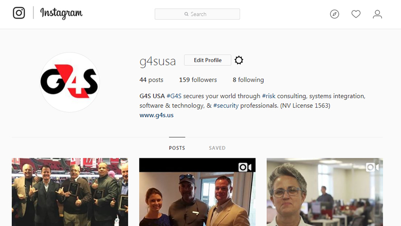 G4S USA on Instagram