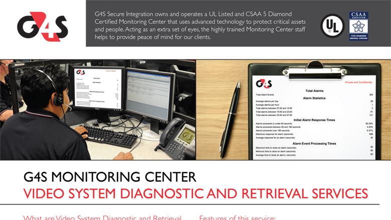 Diagnostic & Retrieval