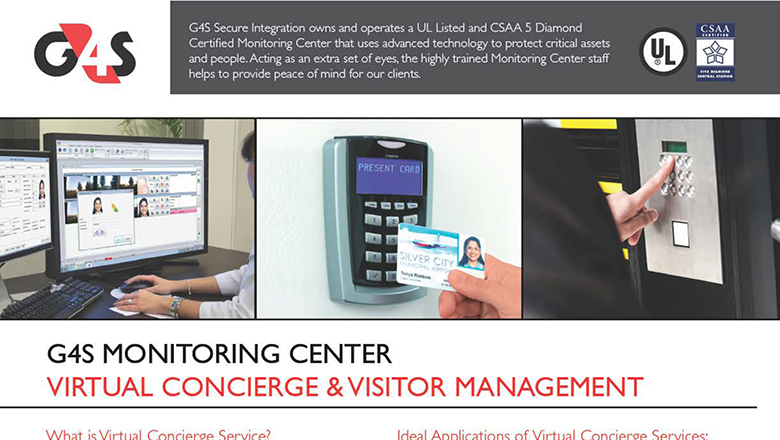 Virtual Concierge & Visitor Management