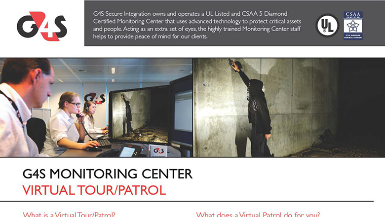 Virtual Tour & Patrol