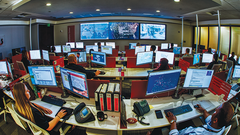 G4S Risk Operations Center