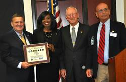 G4S receives Seven Seals Award from ESGR