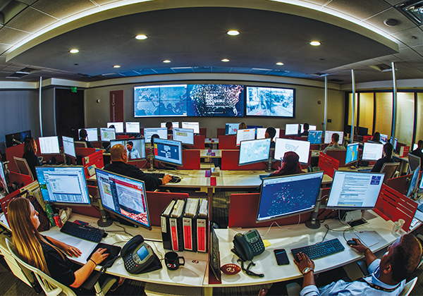 General Security Operations Center