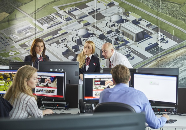 G4S Leads the Way in Nuclear Security - Hinkley Point C