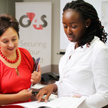 Staff at G4S