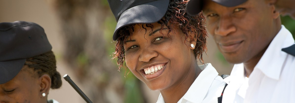 Security Officers in Botswana