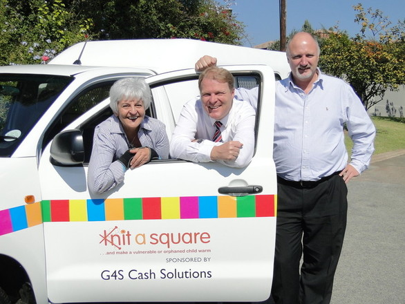 Handover of KAS van