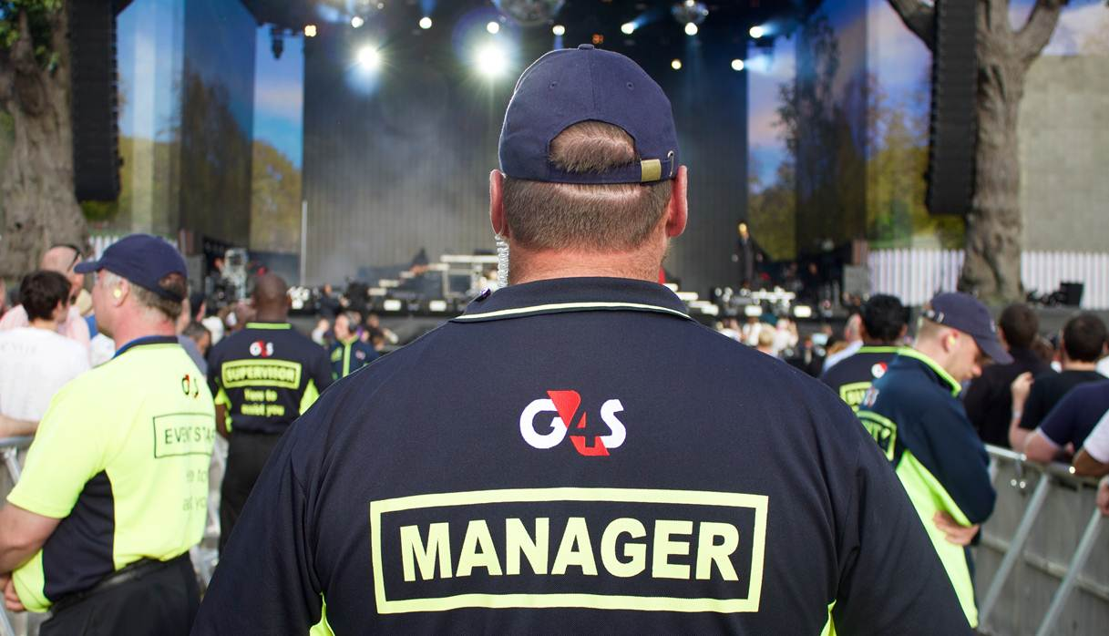 G4S Event Services
