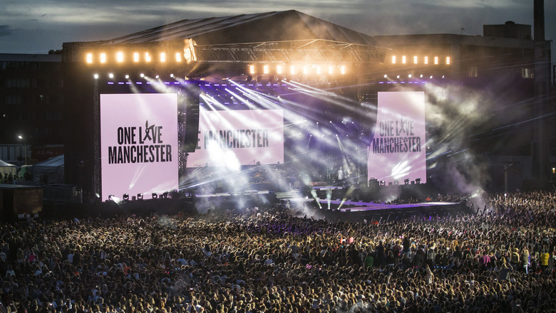 One Love Manchester 2017